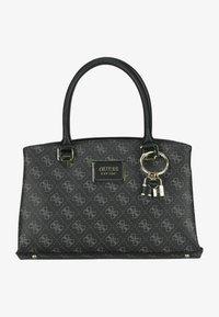 Guess - GIRLFRIEND - Handbag - coal - 0