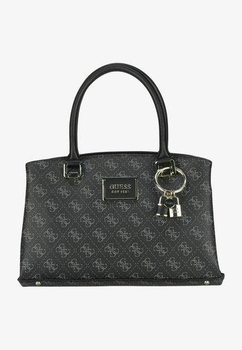 GIRLFRIEND - Handbag - coal