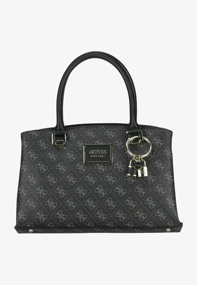 Guess - GIRLFRIEND - Handbag - coal