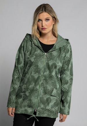 Summer jacket - schilfgrün