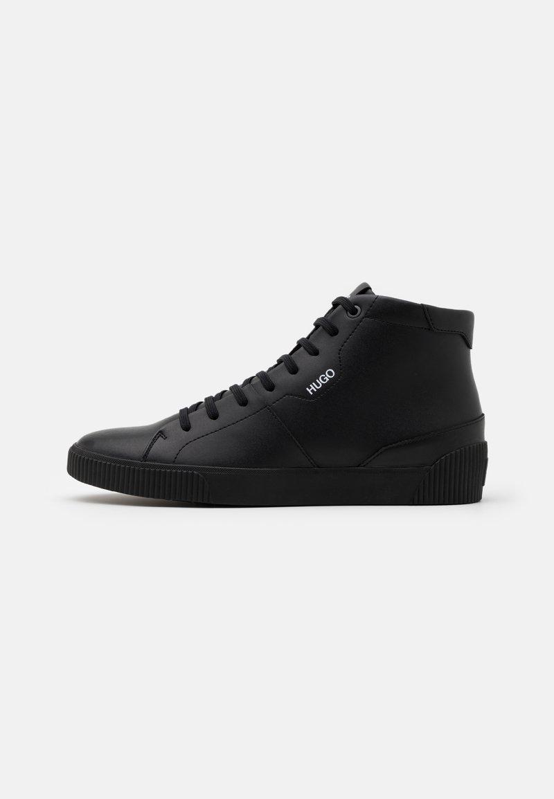 HUGO - HITO - Baskets montantes - black