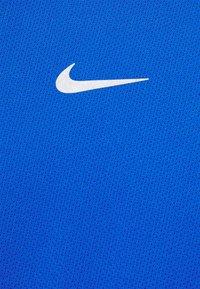 Nike Performance - RUN  - T-shirt print - game royal/obsidian/silver - 2