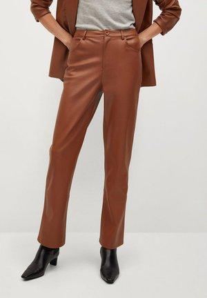 CHOCO-I - Pantalon classique - braun