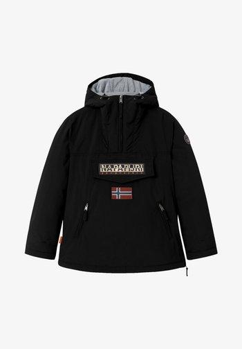 RAINFOREST POCKET - Winter jacket - black