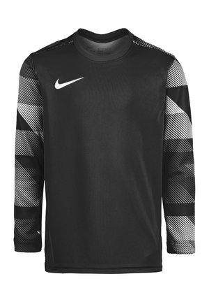 PARK IV - Sports shirt - black/white