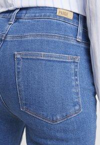 Paige - HOXTON  HEM - Jeans Skinny Fit - arctic ombre - 5