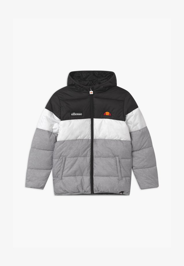 MUSCIA - Winter jacket - black/grey