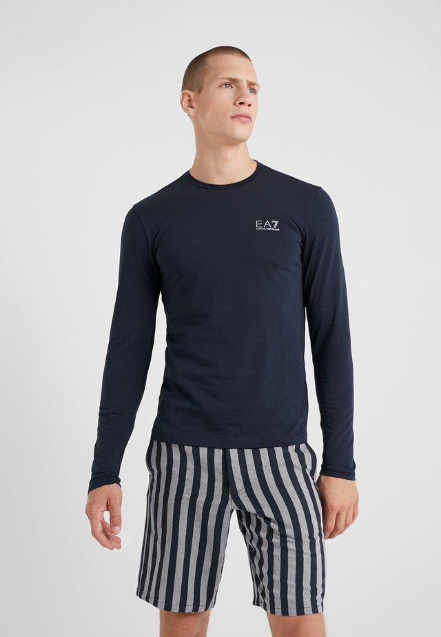 Pitkähihainen paita - navy