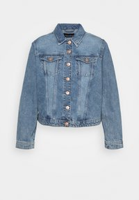 Pieces Curve - PCLOU  - Denim jacket - light blue denim - 0