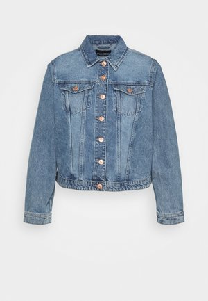 PCLOU  - Spijkerjas - light blue denim