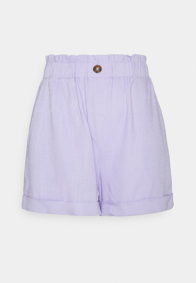 VINURIA PETITE - Shorts - lavender