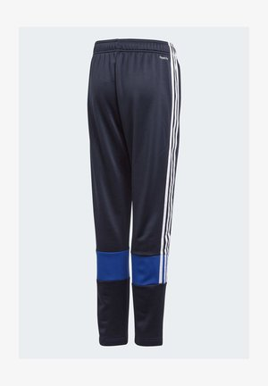 MUST HAVES 3-STRIPES AEROREADY JOGGERS - Tracksuit bottoms - blue