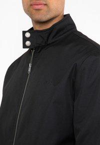 Threadbare - HAYMARKET HARRINGTON - Light jacket - schwarz - 3