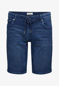 edc by Esprit - Jeansshort - blue medium washed - 7