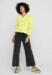 ONLY - Cardigan - pastel yellow - 1