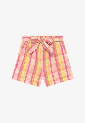 SMALL GIRLS  - Kraťasy - pink/yellow