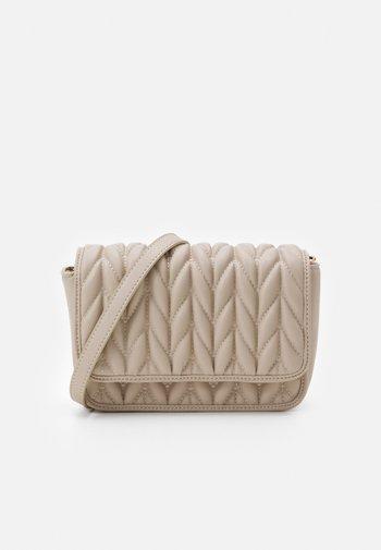 MELINDA BAG - Across body bag - beige