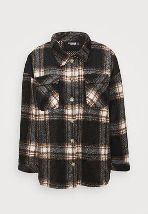 CHECK SHACKET - Short coat - multi