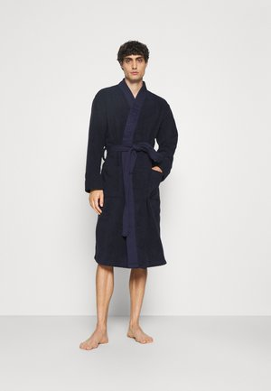 CHUCK - Dressing gown - peacoat