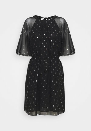 PARTY - Cocktail dress / Party dress - noir/gold