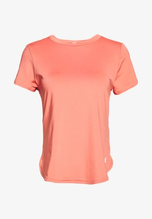 SPORT CROSSBACK - T-shirts print - blush orange/peach frost