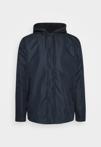 Redefined Rebel - RRGALAXY HOOD - Light jacket - navy