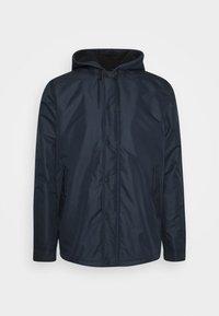 RRGALAXY HOOD - Light jacket - navy