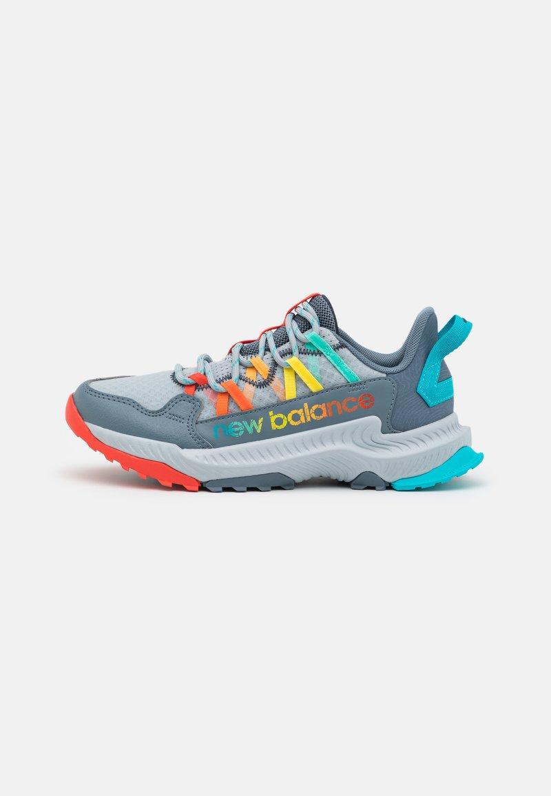 New Balance - SHANDO LACES UNISEX - Trail running shoes - grey