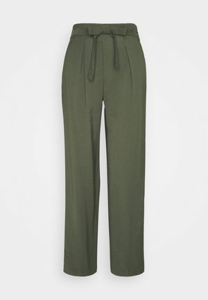 JDYSABINAHW BELT PANT - Bukser - deep depths