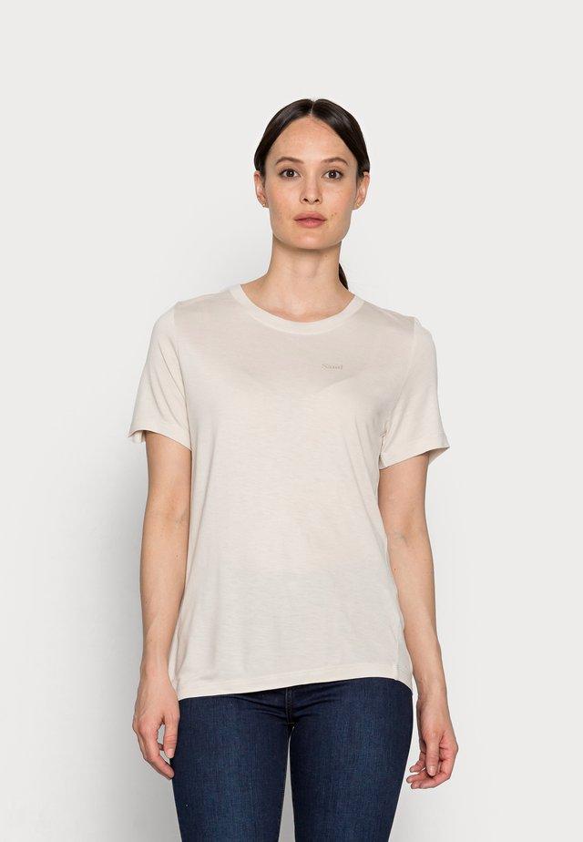 T-shirt basic - light beige