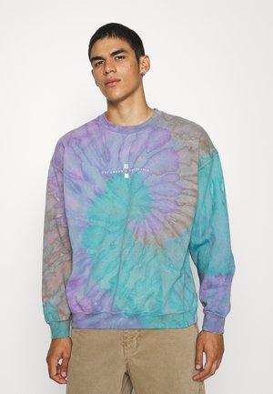 TIE DYE DISTANT WORLDS UNISEX - Sweatshirt - multi coloured