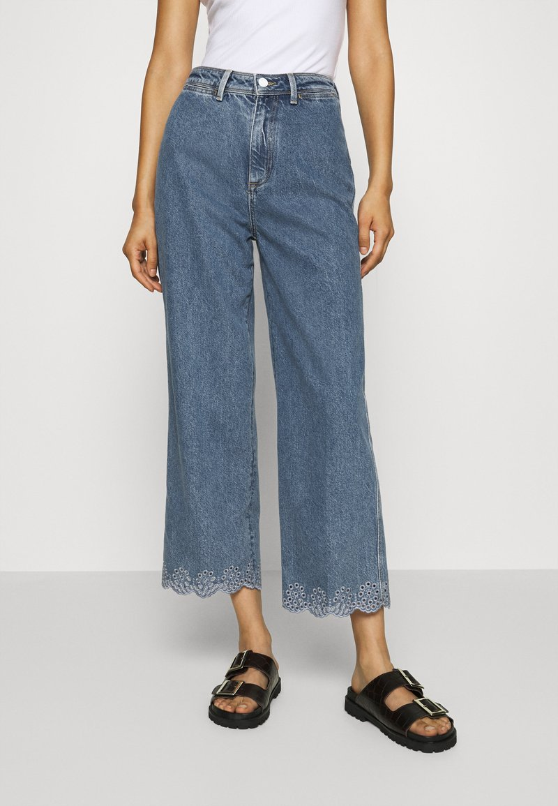 Tommy Hilfiger - BELL BOTTOM - Flared Jeans - patty
