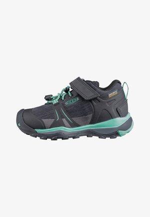 TERRADORA II LOW WP - Hiking shoes - black/beveled glass