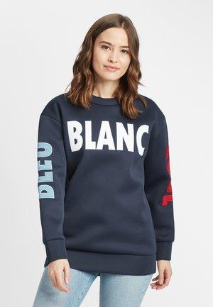 Sweater - dark navy