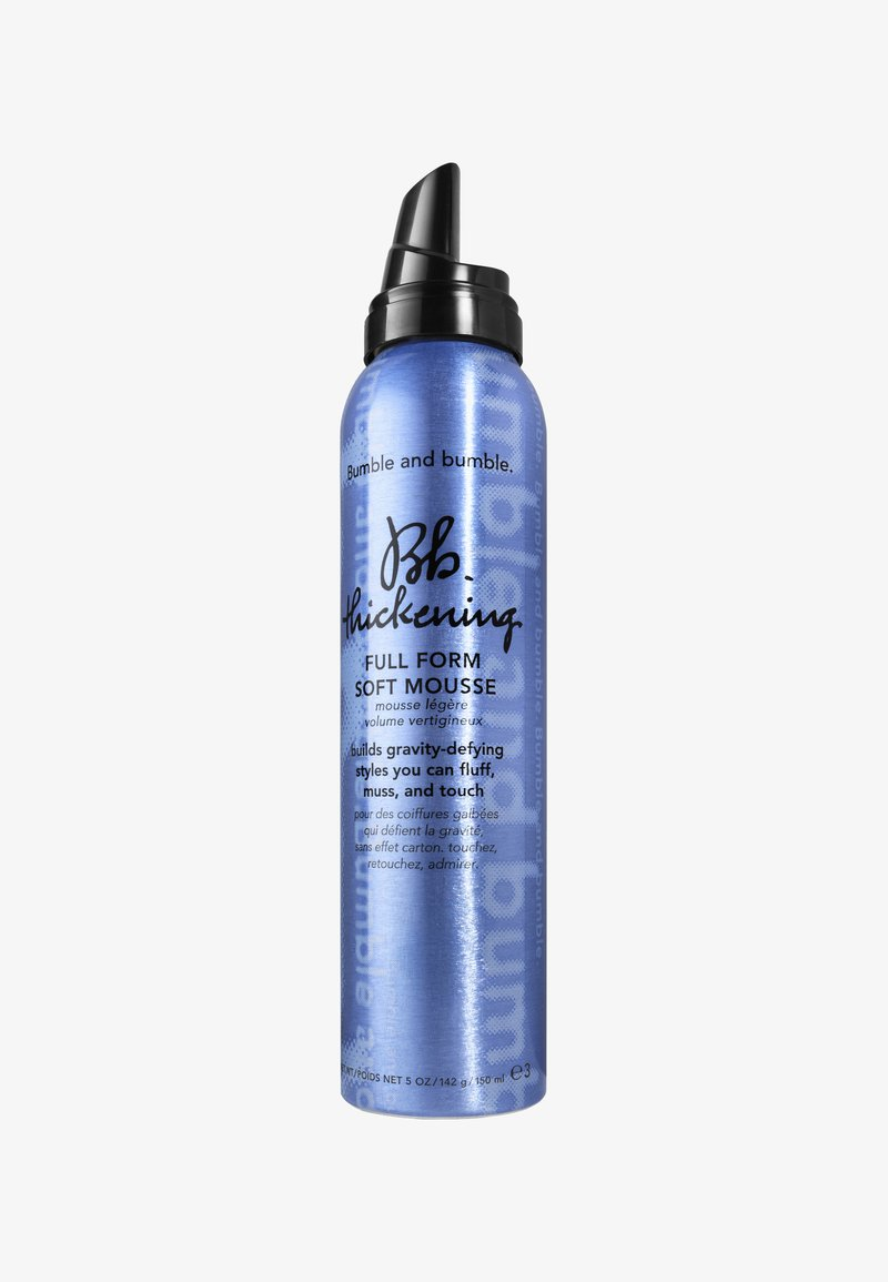 Bumble and bumble - THICKENING FULL FORM MOUSSE - Hair styling - -