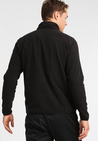 The North Face - GLACIER 1/4 ZIP - Forro polar - black - 2