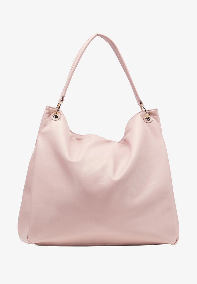 Shopping bag - light pink