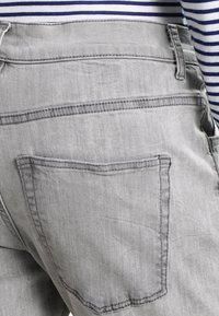 YOURTURN - Denim shorts - grey - 4