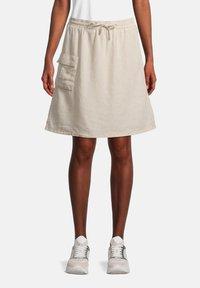 Cartoon - A-line skirt - nature melange - 0