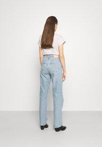 Citizens of Humanity - EVA - Straight leg jeans - light blue - 2