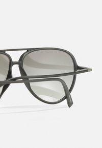 Giorgio Armani - Sunglasses - matte black - 2