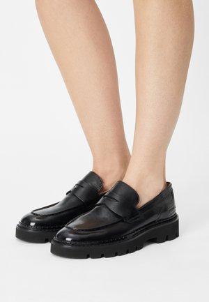 JADE - Mocassins - black