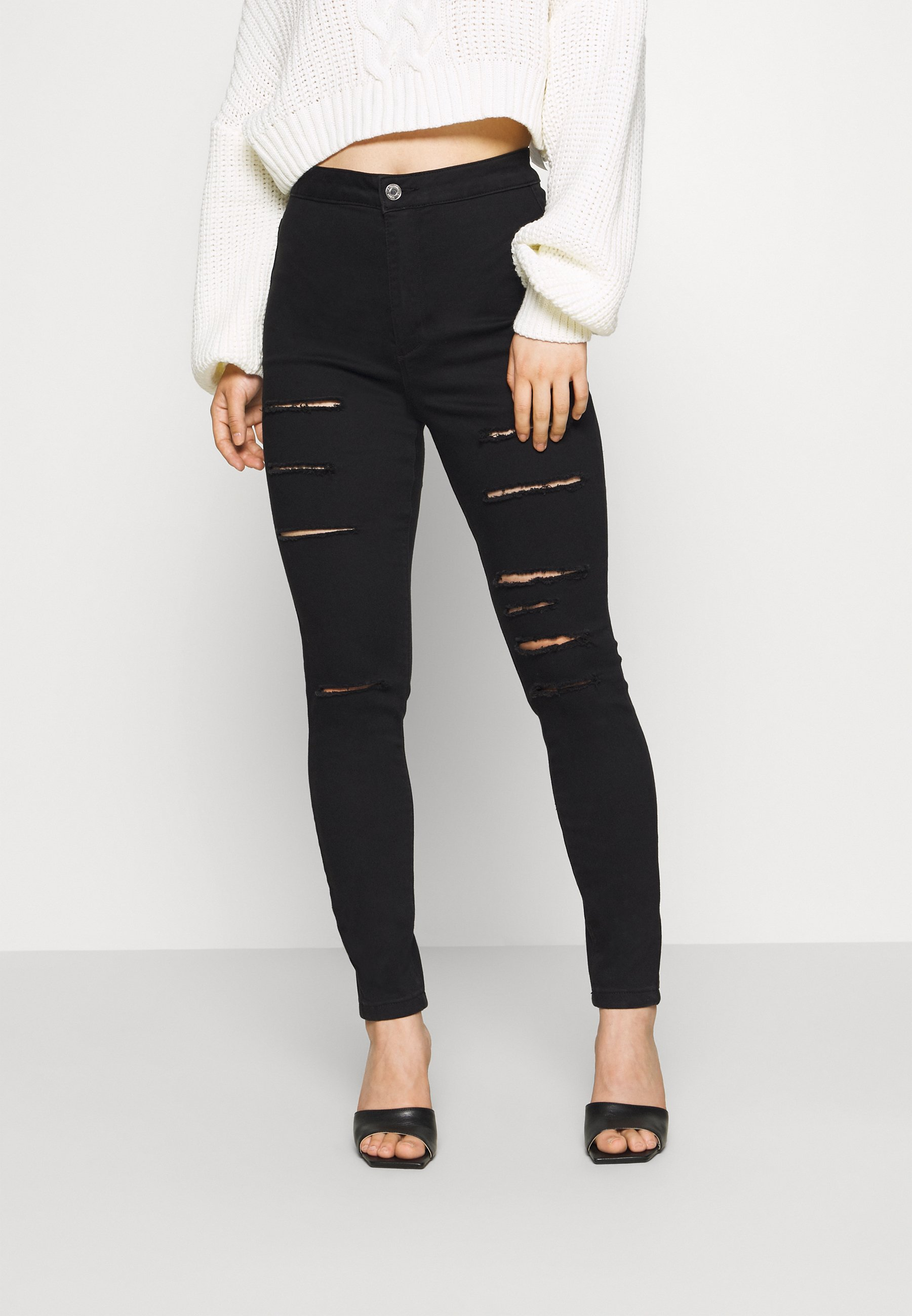 Donna VICE MULTI HIGH WAISTED  - Jeans Skinny Fit