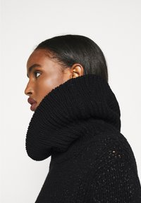 Mulberry - MAY ROLL NECK - Jumper - black - 3