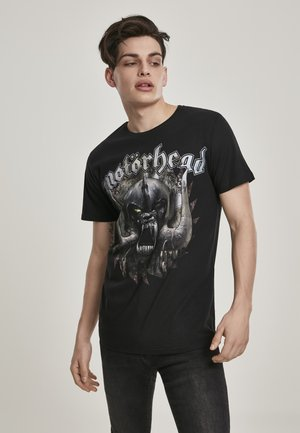 MOTÖRHEAD SAW - Print T-shirt - black