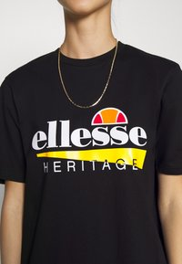 Ellesse - TOLPEI - Jersey dress - black - 5