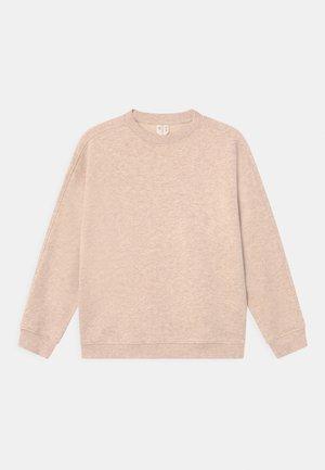 UNISEX - Sweatshirt - oatmeal melange