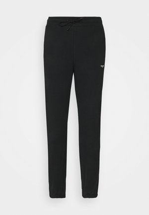 OSLO TROUSER - Tracksuit bottoms - black