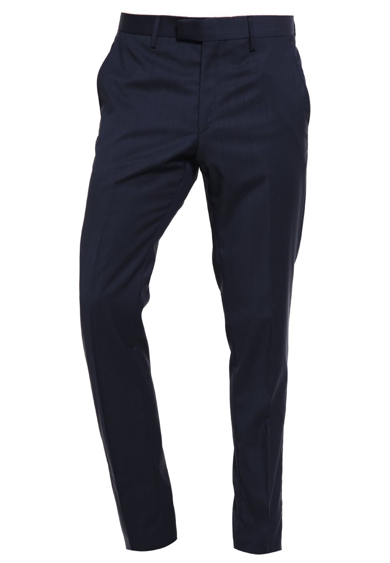 Bugatti Pantalon de costume - blau