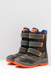Primigi - Winter boots - bosco/nero - 3